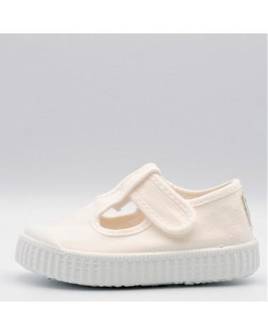 sandalia victoria pepito blanca bebé