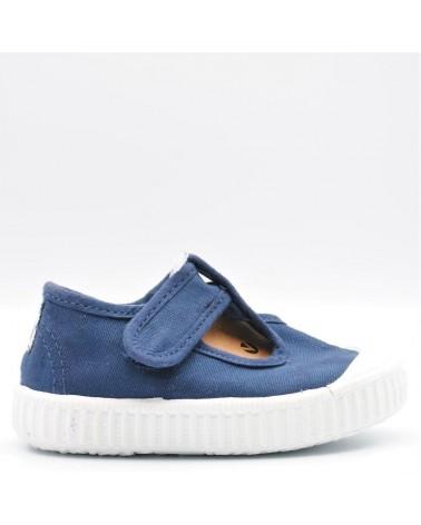 comprar lona sandalia victoria niño marino