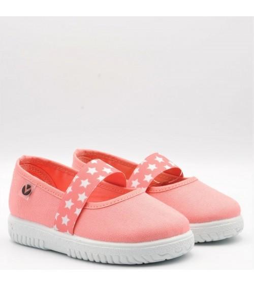 comprar zapatillas lona niña victoria elástico estrellas