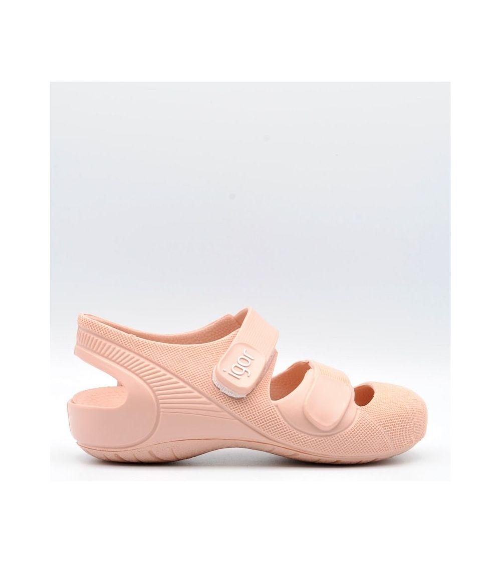 comprar sandalia cangrejera niña igor playa piscina